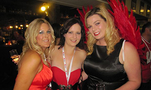 2010 Conference Razzle Dazzle Red Party